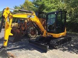 new u0026 used jcb equipment sales il u0026 mo skid steers excavators