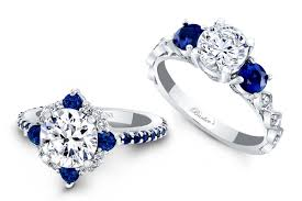 diamond rings sapphires images Engagement rings png