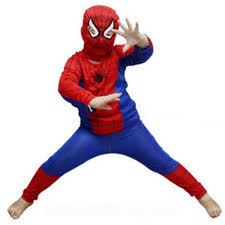 man boys costume for