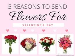 how to send flowers 5 reasons to send flowers for s day