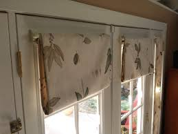simple french door curtains small home soul