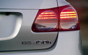 lexus hybrid warning lights 2011 lexus gs450h editors u0027 notebook automobile magazine