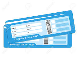 travel tickets images Blank plane tickets for business trip travel or vacation journey jpg