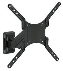 How High To Mount 50 Inch Tv On Wall Amazon Com Mount It Lcd Tv Wall Mount Bracket With Full Motion
