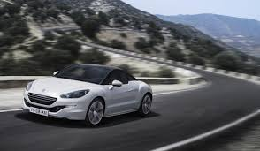 peugeot rcz peugeot rcz to get new generation in 2016 auto types