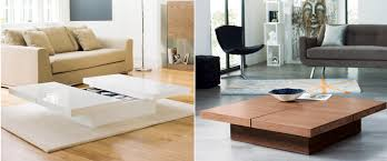 Coffee Table With Storage Designing For Small Spaces Coffee Tables With Storage Core77