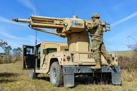 by by u s army showcased 81mm automated mortar system during exercise