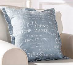 Grey Decorative Pillows Gray Decorative Pillows With Sayings Letter Throw Pillows For