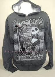 nightmare before skellington s hoodie by worn