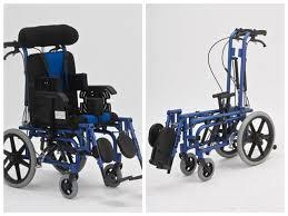 siege pour handicapé gros enfant fauteuil roulant pliant en aluminium pour enfants