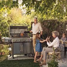 weber genesis ii lx s 440 freestanding propane gas grill