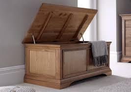 Oak Furniture Uk French Style Versaille Rustic Oak Blanket Box Furniture