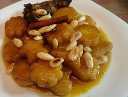 cuisine alg ienne constantinoise gourmandises constantinoises plat traditionnel amandes et