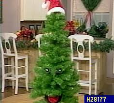 douglas fir christmas tree douglas fir talking christmas tree qvc