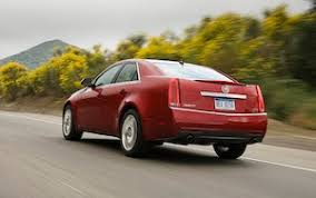 2008 cadillac cts awd review 2008 cadillac cts term test verdict a year with the caddy