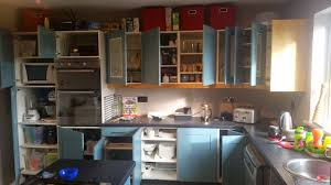 paint ikea faktum kitchen cabinets and save lots money