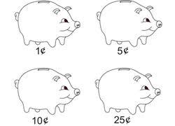 money worksheets u0026 free printables education com