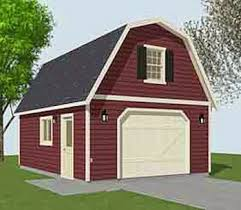 gambrel roof garages gambrel roof garage plans garage plans blog behm design topics