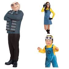 Gru Halloween Costume Oltre 25 Fantastiche Idee Su Gru Minions Su