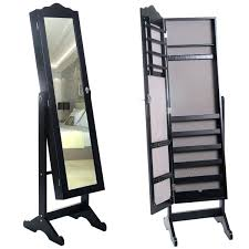 Mirror Jewelry Armoire Target Mirror Jewelry Armoire Over The Door In White Box Canada Target