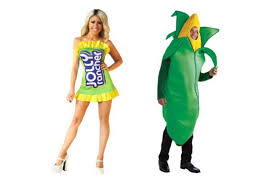 candy corn costume clever couples costume ideas costumes