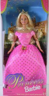 princess barbie easy dress 22891