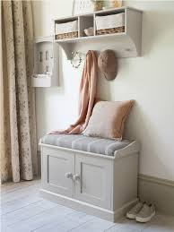 wonderful hallway storage bench with coat rack also kempton