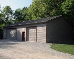 Barn Garages Pole Barns Garages U003e Projects U003e Bender Construction Company