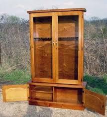 Wood Gun Cabinet Gun Vault Safe U0026 Gun Cabinets Gunsafes Com