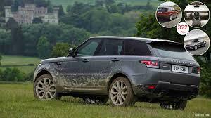 lexus rx 450h vs range rover sport 2014 range rover sport corris grey v8 supercharged off road