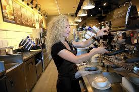 peet u0027s coffee taking on starbucks in chicago push chicago tribune