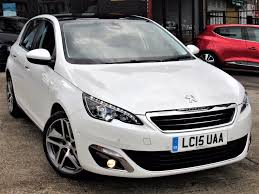 peugeot small automatic cars used 2015 peugeot 308 1 2 e thp puretech s s allure 5 door