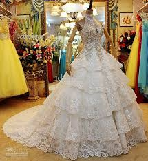 wow court train wedding dress 2013 top grade swarovski ball gown