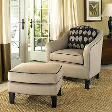 barrel chair with ottoman miller brothers furniture contemporary barrel chair and ottoman with