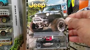 matchbox jeep willys matchbox jeep series 2016 youtube