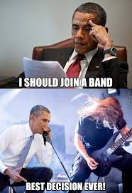 Metal Band Memes - now all he needs is to look metal enough to fit in a band by