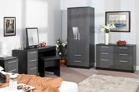 High Gloss Bedroom Furniture Grey High Gloss Bedroom Furniture Cileather Home Design Ideas