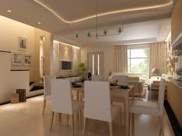 elegant dining cum living room 3d cgtrader elegant dining cum living room 3d model max 1