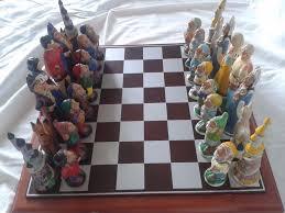 snow white chess set in fairwater cardiff gumtree
