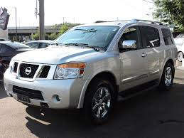 used 2012 nissan armada platinum at saugus auto mall
