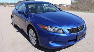 2010 honda accord coupe ex l v6 2010 blue honda accord coupe ex l v6