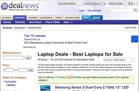 who has the best deals on laptops for black friday the 5 best places to find good computer deals
