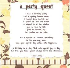 birthday poems two writing teachers