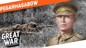 Most Decorated Soldier In British History The Best Sniper Of World War 1 Francis Pegahmagabow I Who Did