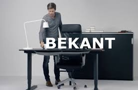 Sit Stand Desk Ikea by Here U0027s Why Ikea Bekant Has Standing Desk Fans Frantic Slashgear