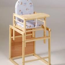 chaise bebe en bois bonjour bébé chaise haute cube bois