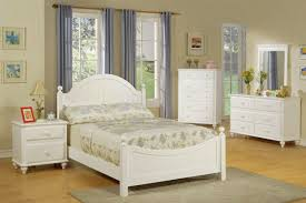 White Wood Headboard White Wooden Bed Frame With Headboard Next To Bedside Table In
