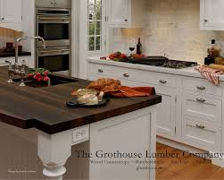 Kitchen Island Wood Countertop 81 Best Wood Countertops With Sinks Images On Pinterest Wood