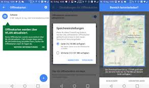 Google De Maps Nur Wlan