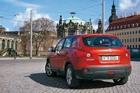 qashqai nissan vokietijos specialistų naudotų automobilių ataskaita u201enissan